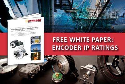Free White Paper: Understanding Encoder IP Ratings